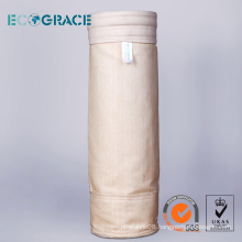 1 meter length fabric dust filtration collector PPS pocket