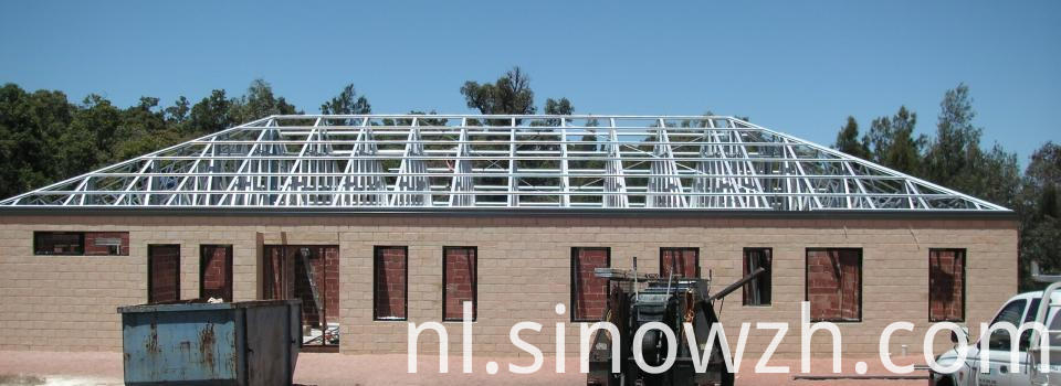 light steel roof truss
