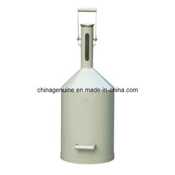 Zcheng estándar de acero al carbono de medición puede Zcmc-10