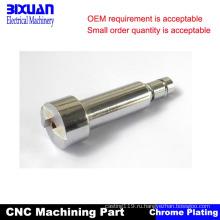 Подвергающ механической обработке, подвергая механической обработке части, части CNC подвергая механической обработке стальных отливок