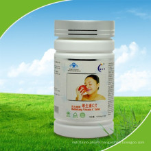 600mg Vitamin C Tablet with GMP