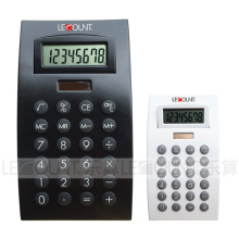 8 Digits Curved Desktop Calculator with Adjustable LCD Screen (LC295A)