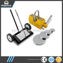 Barredora magnética de alta calidad de la manija del proveedor de China para el jardín