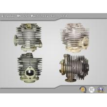 Peças de fundição em alumínio com usinagem