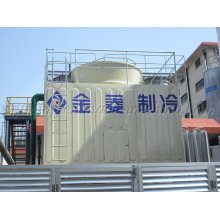 Torre de enfriamiento cuadrado de flujo transversal grande FRP Jn-350L / D