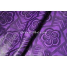 Handmade Best Quality Guniea Borcade Cotton Bazin Riche African Fabric Damask Shadda Nigerian Cloth Textiles FEITEX