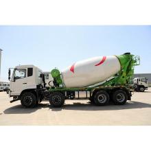 Nuevo camión de cemento de mezcla de hormigón Dongfeng 8 * 4 Drive