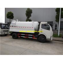 DFAC 5cbm Cleaning Sewage Suction Trucks