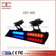 China Cheep alta qualidade viseira carro levou luz estroboscópica GXT-602