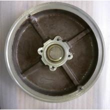 """Cubierta de caja de relleno ANSI Durco Mark III (13 """")"""