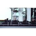 Vollautomatische Mischerarmatur Fertigung Produktionsmaschine