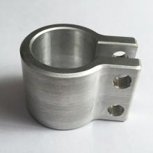 Alumínio de usinagem personalizado para suporte de grampo