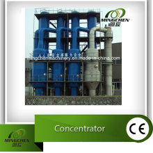 Concentrador de efeito único / concentrado / evaporador