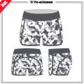 OEM Factory Quickk Bricolage Femme Compresse Gym Shorts