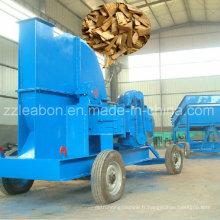 Machine de déchiqueteuse de bois à disque à vendre