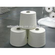 Ne 40/1 40/2 polyester viscose 65/35 yarn for Woven/knit
