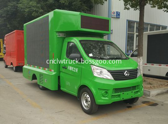 LED digital display truck