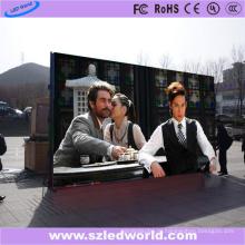 Прокат полного цвета p8 Открытый светодиодный рекламный щит Производство Китай (цэ)