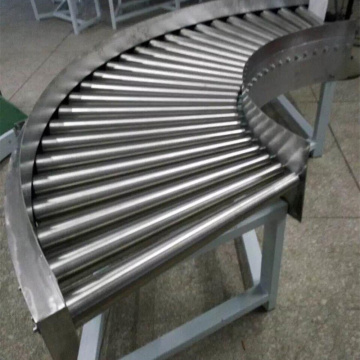 ລະບົບ Conveyor Roller Gravity Roller Customized