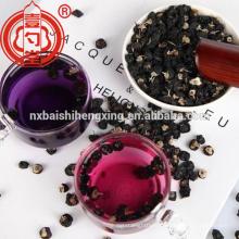 Balck goji berry dried with high anthocyanin anti-aging