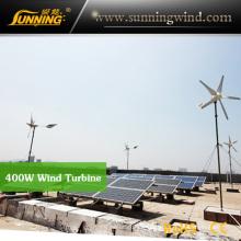 Support CE 400W Micro Wind Turbine Home Use