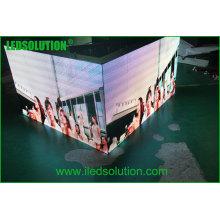 Seamless Indoor Outdoor Corner LED Screen