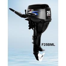 Лодочные моторы современного дизайна мощностью 25 л.с.