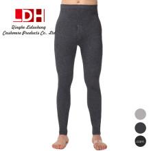 2017 Seamless High-elastic Warm Trousers Calças Leggings Calças de cashmere para homens quentes