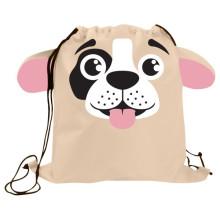 Lower price polyester animal kids bag