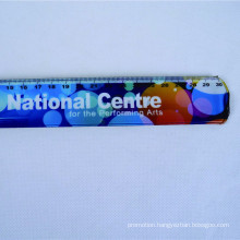 Factory OEM Promotional reflective PVC ruler slap bracelet