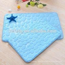 memory foam bath mat anti-slip bath mat bath mat material