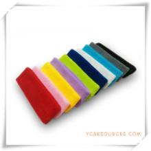 Werbegeschenk für gestreifte Baumwolle Armband (TD-S)