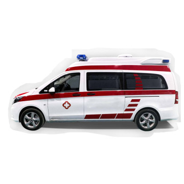 Mercedes Ambulans Mobil ICU Ambulans