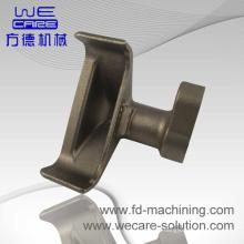 Partie d'usinage CNC en aluminium à haute précision
