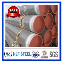 seamless steel pipe/tube natural gas, oil, liquid Steel Pipe 3PE