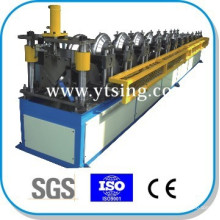 Passado CE e ISO YTSING-YD-6628 Metal telhado Ridge Cap Roll formando máquina