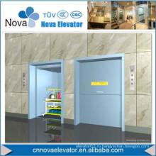 Небольшой лифт для перевозки продуктов питания, Удобный отапливаемый лифт