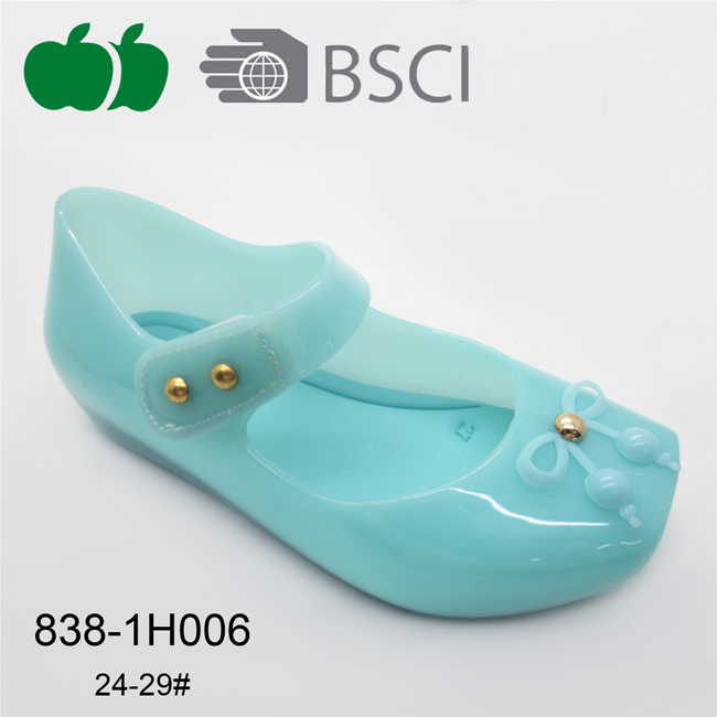 pvc jelly children sandal