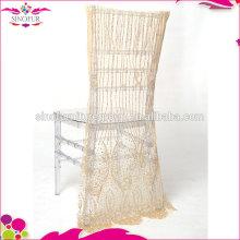 Housse de chaise à lèvres pas cher pour fête de mariage