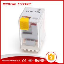57.04 Relais électromagnétique 4Z, relais à usage général, relais 220 V