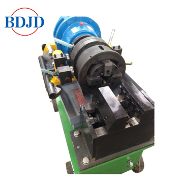 Bangunan Industri Digunakan Mesin Rolling Thread Screw Rolling Machine untuk Rebar Coupler