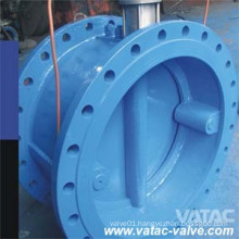 API 594 Double Flanged Dual Plate Wafer Check Valve Manufacturer