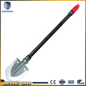 adjustable agricultural aluminum digging shovel