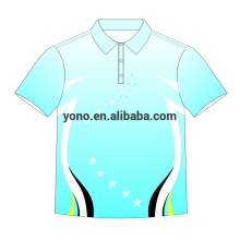 2018 Custom Polo Shirt Blank T-shirt Nuevo diseño