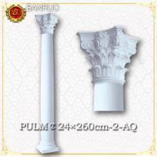 Colonnes en plastique pour les mariages (PULM24 * 260-2-AQ)