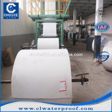 Reforço de fibra de vidro tapete de poliéster para membrana impermeável