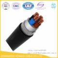 Cu / XLPE / SWA / PVC Gepanzerte Kabel 0,6 / 1KV 25mm 35mm 50mm 75mm 95mm 120mm 150mm 185mm