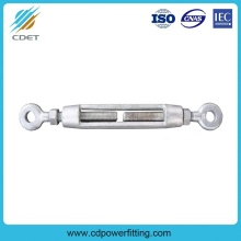 Transmissão de energia Hardware HL Tipo Turn Buckle Turnbuckle