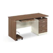 Mesa de computador de madeira para móveis de casa (HF-DB014)