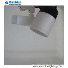 Tipo pequeño 100lm / W CREE COB LED Track Light